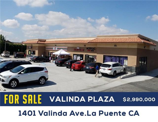 Retail for Sale at 1401 Valinda Avenue La Puente, 91744 United States