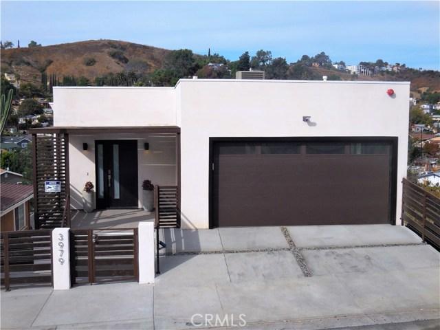 3979 Barrett Road, Los Angeles CA 90032