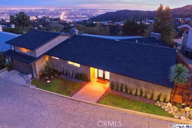7072 Macapa Drive, Hollywood Hills, CA 90068