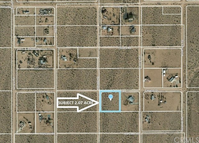 Detail Gallery Image 1 of 1 For 0 Nevada Rd, Phelan,  CA 92372 - – Beds | – Baths