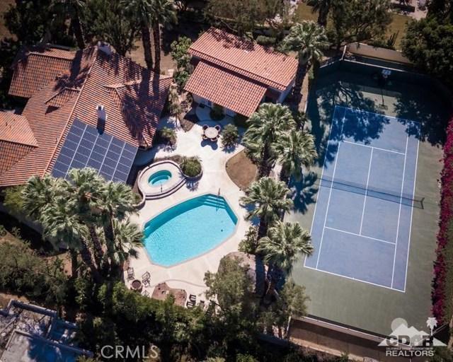 Single Family Home for Sale at 40563 Desert Creek Lane 40563 Desert Creek Lane Rancho Mirage, California 92270 United States