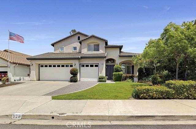 928  Goldenrod Lane, San Luis Obispo, California