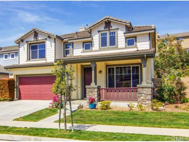 Single Family Home for Sale at 3664 Starling St Brea, California 92823 United States