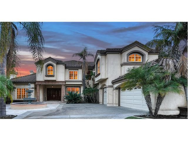 Single Family Home for Sale at 25232 Rockridge Road Laguna Hills, California 92653 United States