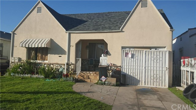 749 E 84th Street Los Angeles, CA 90001 is listed for sale as MLS Listing PW16038749