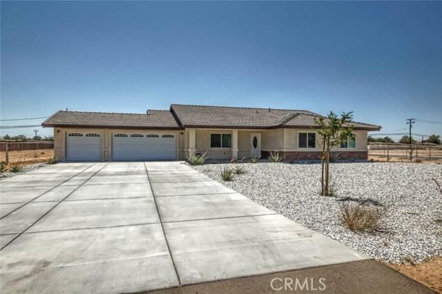 21065 Rancherias Road Apple Valley, CA 92307 - MLS #: IV18191963