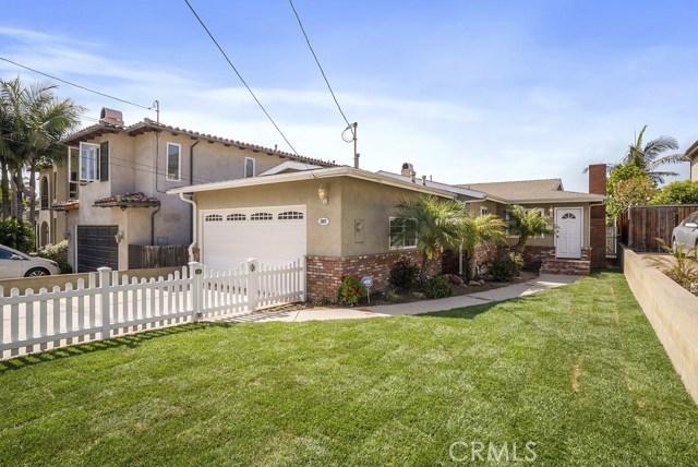 507 W Sycamore Avenue  El Segundo CA 90245