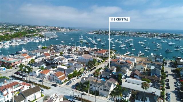 119 Crystal Avenue, Newport Beach, CA, 92662