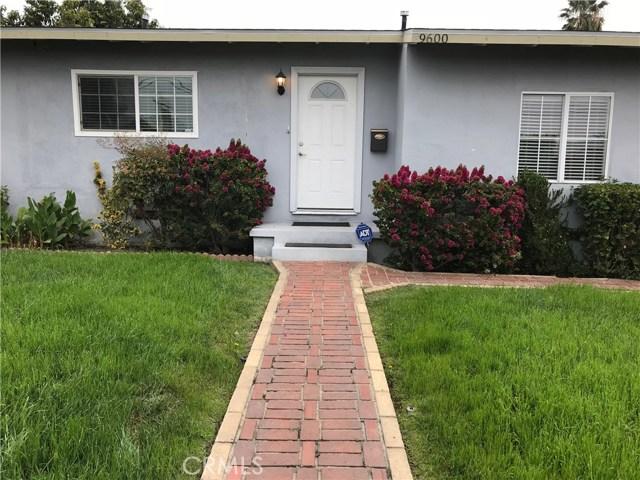 独户住宅 为 销售 在 9600 Arleta Avenue Arleta, 加利福尼亚州 91331 美国