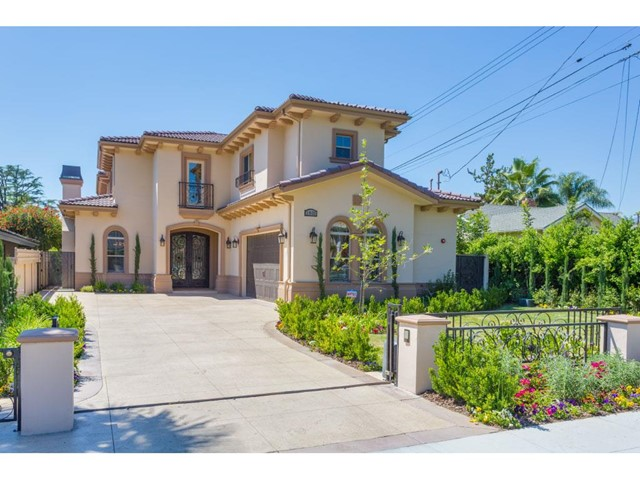 Single Family Home for Sale at 1801 2nd Avenue S Arcadia, California 91006 United States