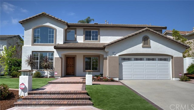 Single Family Home for Sale at 17 Songbird St Rancho Santa Margarita, California 92679 United States