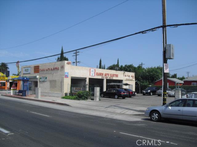 Single Family for Sale at 451 Rosecrans Avenue W Compton, California 90222 United States