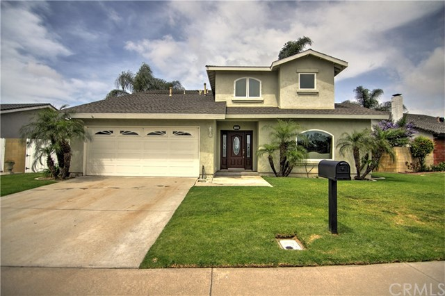Single Family Home for Rent at 17585 Waterton Street Fountain Valley, California 92708 United States
