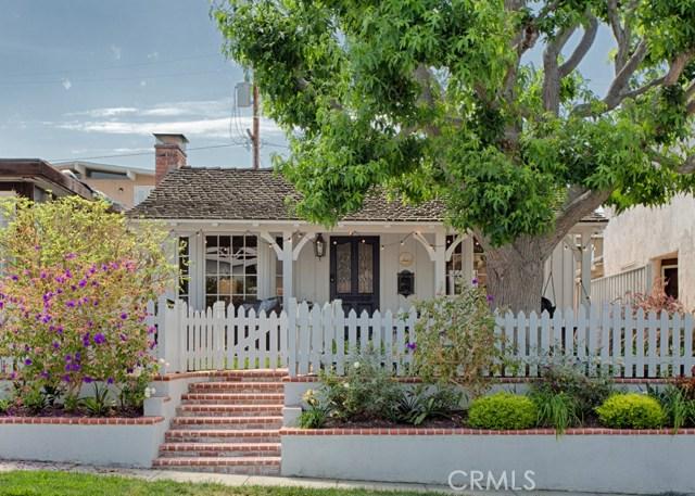 708 Orchid Avenue, Corona del Mar, CA 92625