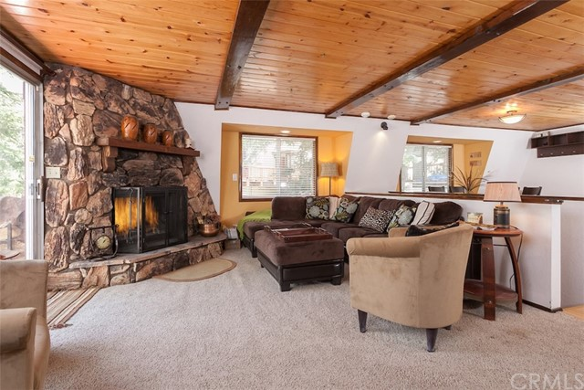 43544 Ridgecrest Drive Big Bear, CA 92315 - MLS #: PW17122699