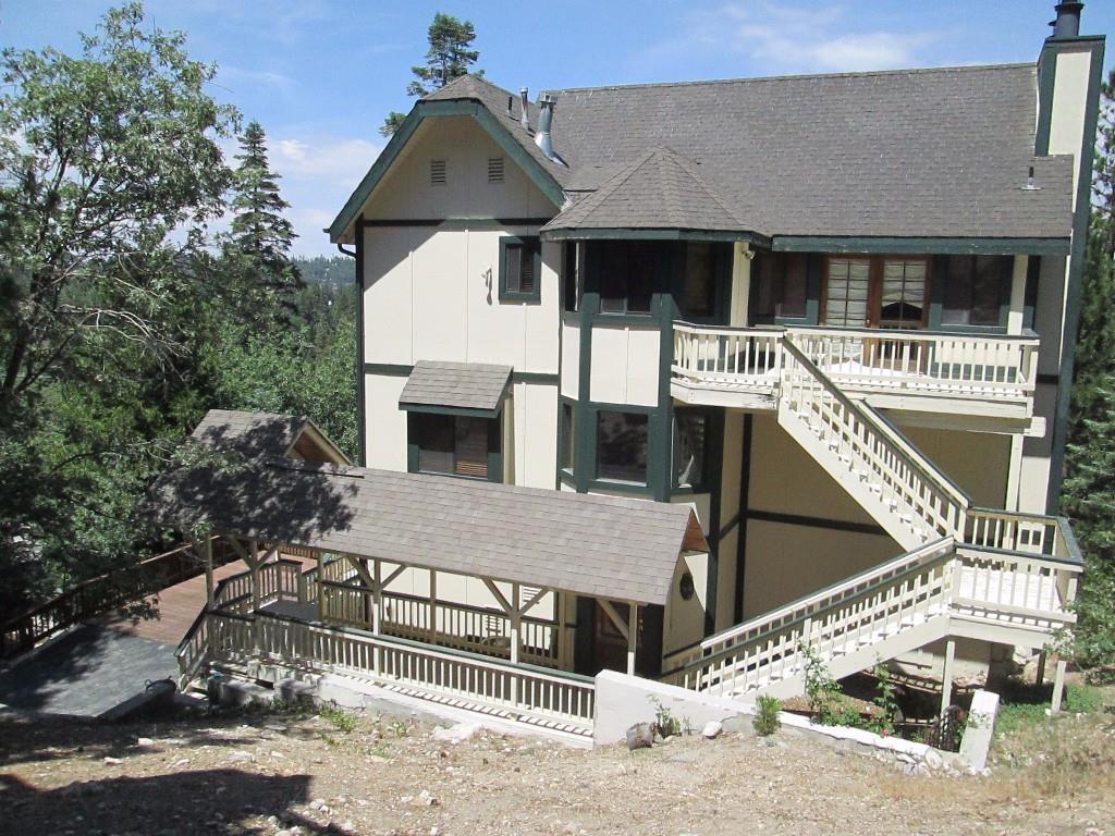 312 Grizzly Road Lake Arrowhead CA  92352