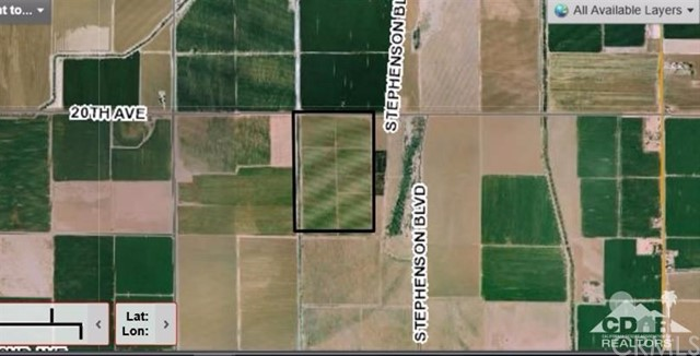 Single Family for Sale at 100 Acres On 20th Avenue Blythe, California 92225 United States