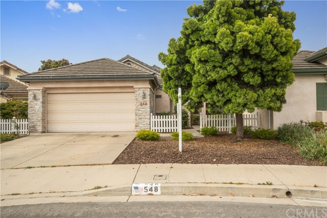548 Morning Rise Lane, Arroyo Grande, CA 93420