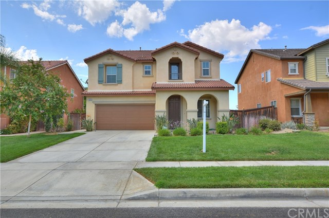 1253 Buttercup Court Mentone, CA 92359 is listed for sale as MLS Listing EV17207502