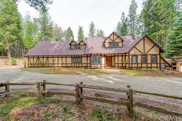 Single Family Home for Sale at 5555 Platt Mountain Road Forest Ranch, California 95942 United States