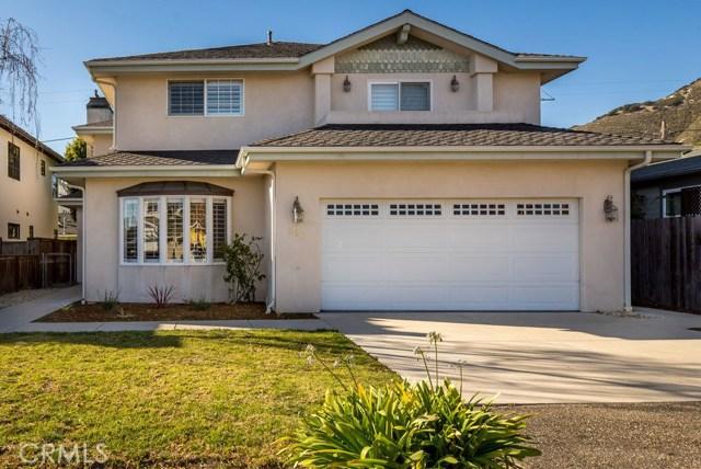 Maison unifamiliale pour l Vente à 216 Palomar Avenue 216 Palomar Avenue Pismo Beach, Californie,93449 États-Unis
