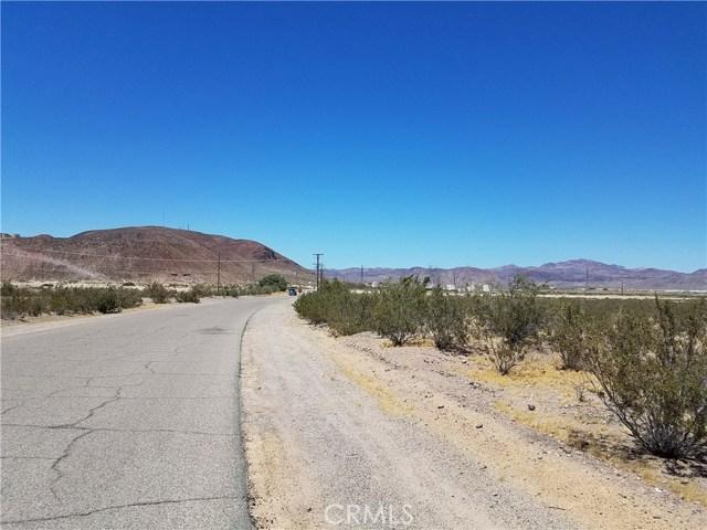 Single Family for Sale at 0 Daggett Yermo Road Yermo, California United States