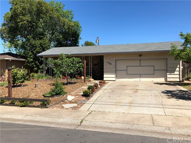 638 Crister Avenue, Chico CA 95926