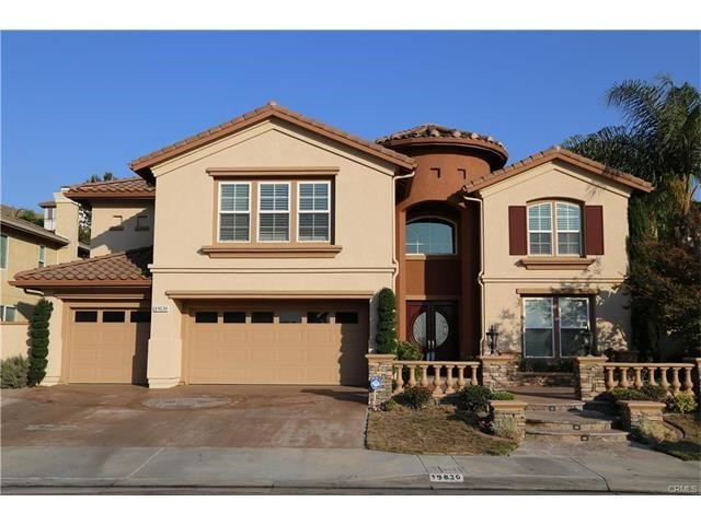 Single Family Home for Rent at 19830 Via Natalie Yorba Linda, California 92887 United States