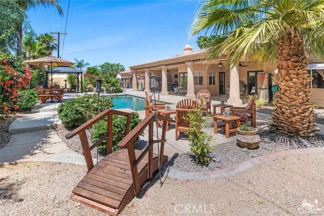78801 Starlight Lane Bermuda Dunes, CA 92203 - MLS #: 218012762DA
