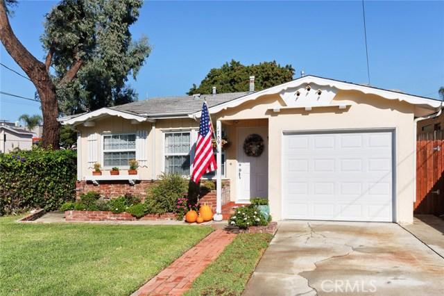 1709 Armour Lane  Redondo Beach CA 90278