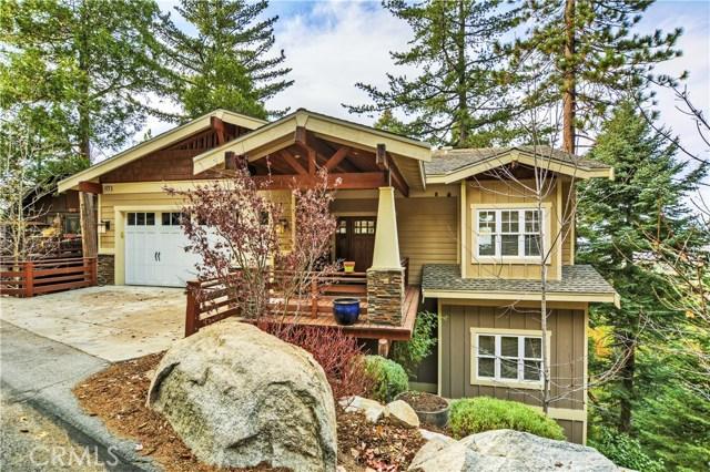 Single Family Home for Sale at 24018 Skyland Crestline, California 92325 United States