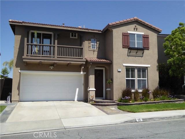 15 Arborside Way, Mission Viejo, CA 92692