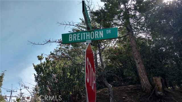 106 Breithorn Drive Lake Arrowhead, CA 0 - MLS #: OC18010474