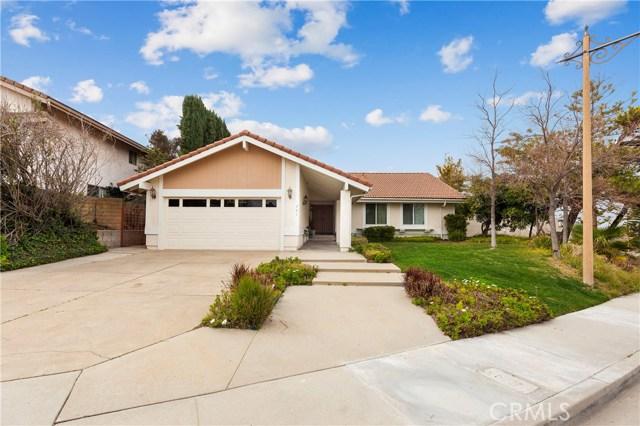 561  S. Silverado Way, Anaheim Hills, California