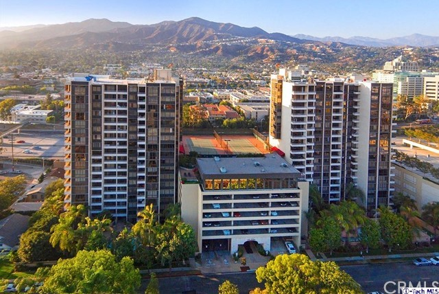 Condominium for Sale at 343 Pioneer Drive Unit 702 343 Pioneer Drive Glendale, California 91203 United States