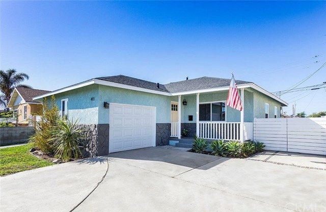 411 Realty Street, Carson, California 90745, 2 Bedrooms Bedrooms, ,1 BathroomBathrooms,Single family residence,For Sale,Realty,SB19208067