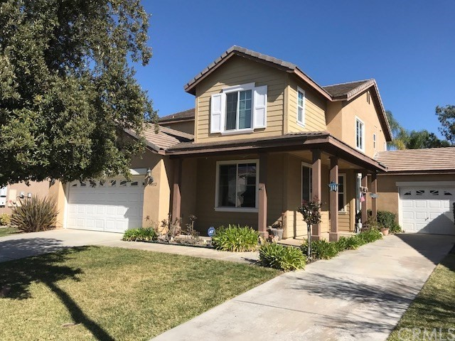 34932 Wintergrass Court Winchester, CA 92596 - MLS #: SW18028547