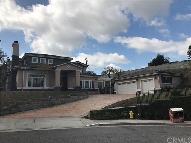 Single Family Home for Rent at 317 Great Mountain Drive West Covina, California 91791 United States