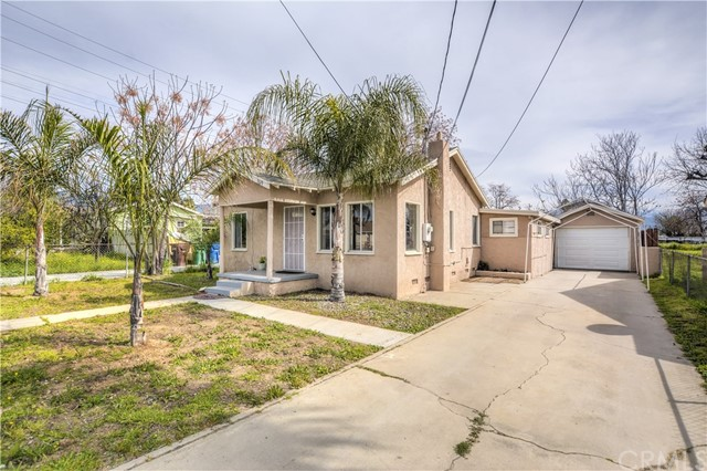 Single Family Home for Sale at 7619 Elm Street San Bernardino, California 92410 United States