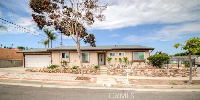 Photo of 1421 Dorwood Avenue, La Habra, CA 90631