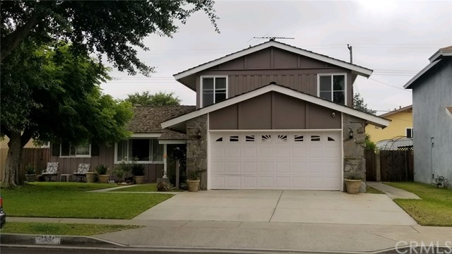Detail Gallery Image 1 of 1 For 1361 Ironwood St, La Habra,  CA 90631 - 4 Beds | 2 Baths