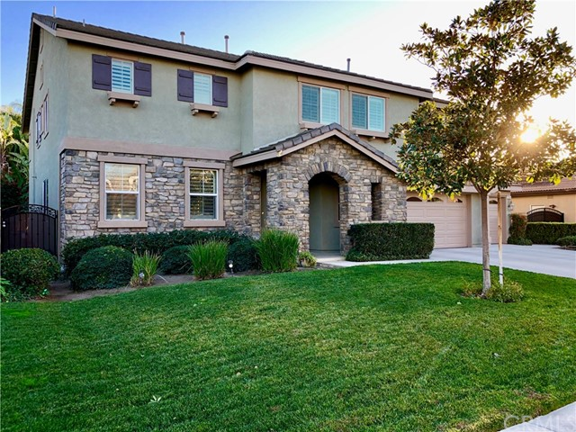 258  Encore Way, Corona, California