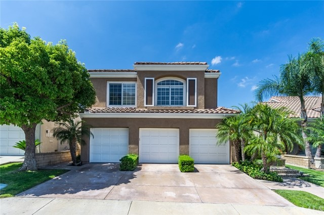 One of Custom Built Anaheim Hills Homes for Sale at 8620 E Canyon Vista Drive