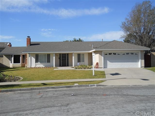 Single Family Home for Rent at 2019 Hock Avenue Placentia, California 92870 United States