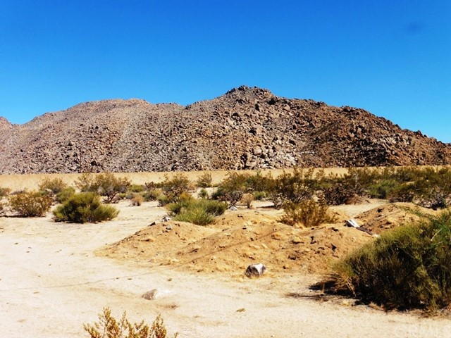 61971 Sunburst Circle Joshua Tree, CA 92252 - MLS #: JT18217297