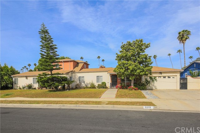 Single Family Home for Sale at 3215 Dorchester Avenue Los Angeles, California 90032 United States
