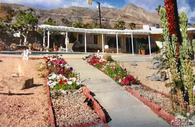 Single Family Home for Sale at 38703 Bel Air Drive 38703 Bel Air Drive Cathedral City, California 92234 United States