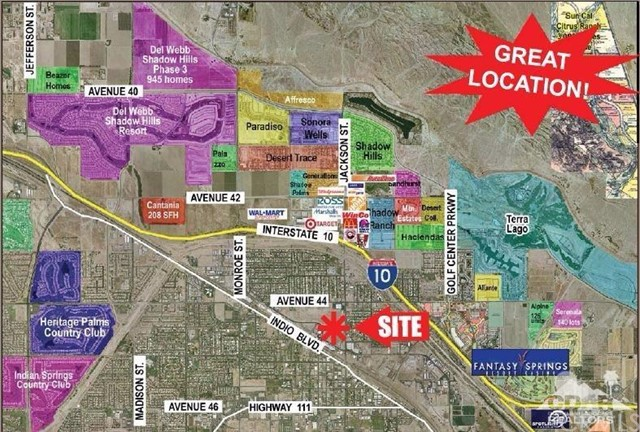 Avenue 45 Indio, CA 92201 - MLS #: 217016296DA