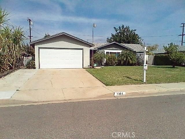 5384 Cambridge Street Montclair, CA 91763 TR17047300