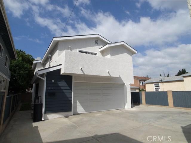 18505 Grevillea Avenue Unit B Redondo Beach, CA 90278 - MLS #: SB17234705